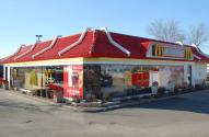 McDonalds Window Graphics